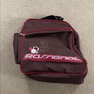 Rossignol ski boot bag
